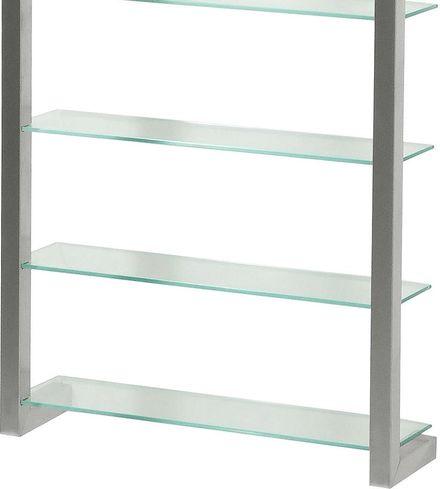 Spinder Design Cd Regal Cubic Nickel Glas M Designwohnende